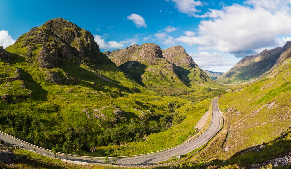 Do you live beside one of Scotland's 'best views'?