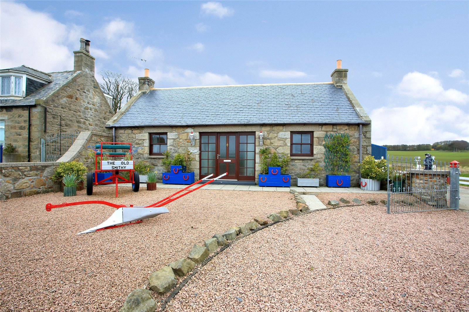 Aberdeenshire Property of the Week: The Old Smithy