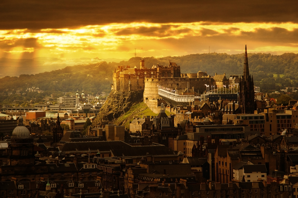 Find out why Edinburgh is a better place to live than New York...