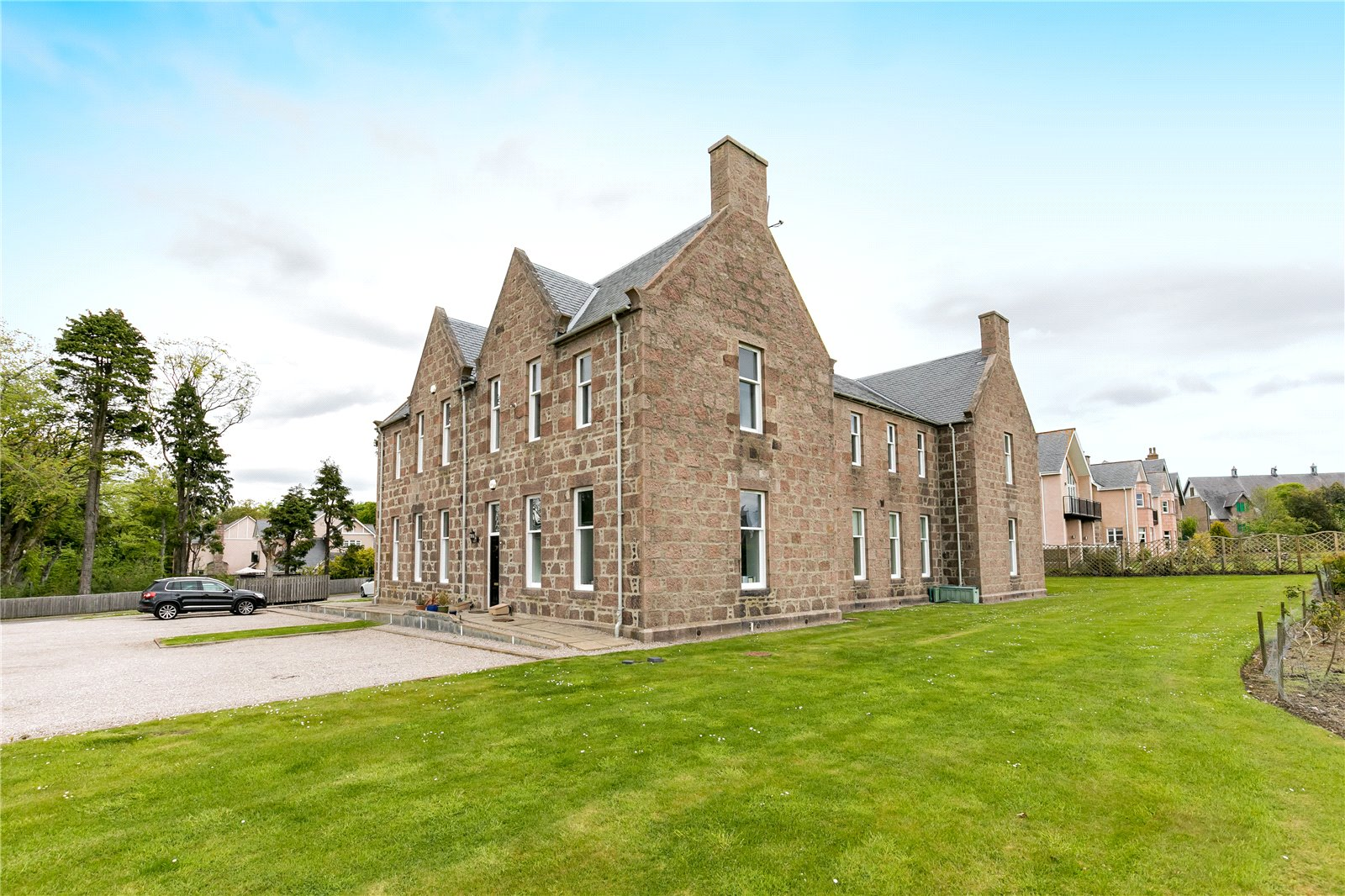 Aberdeenshire Property of the Week: 21 Marshall MacKenzie