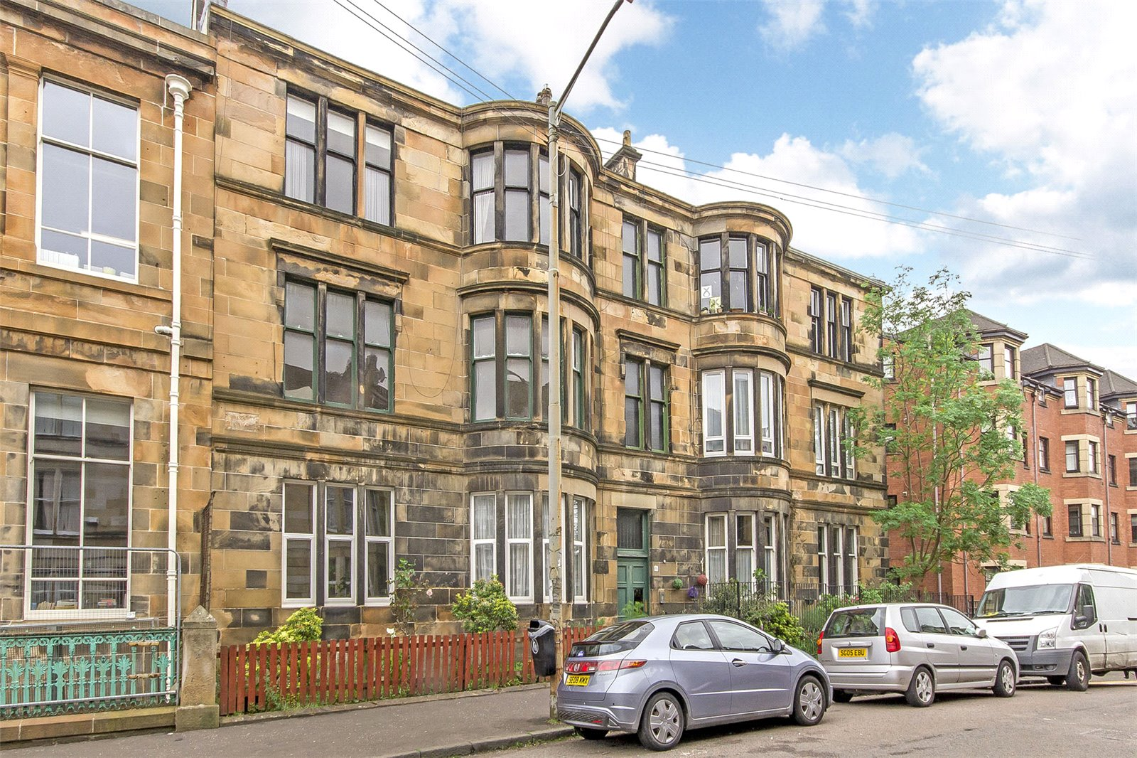 Glasgow Property of the Week: 2/1, 35 Herriet Street