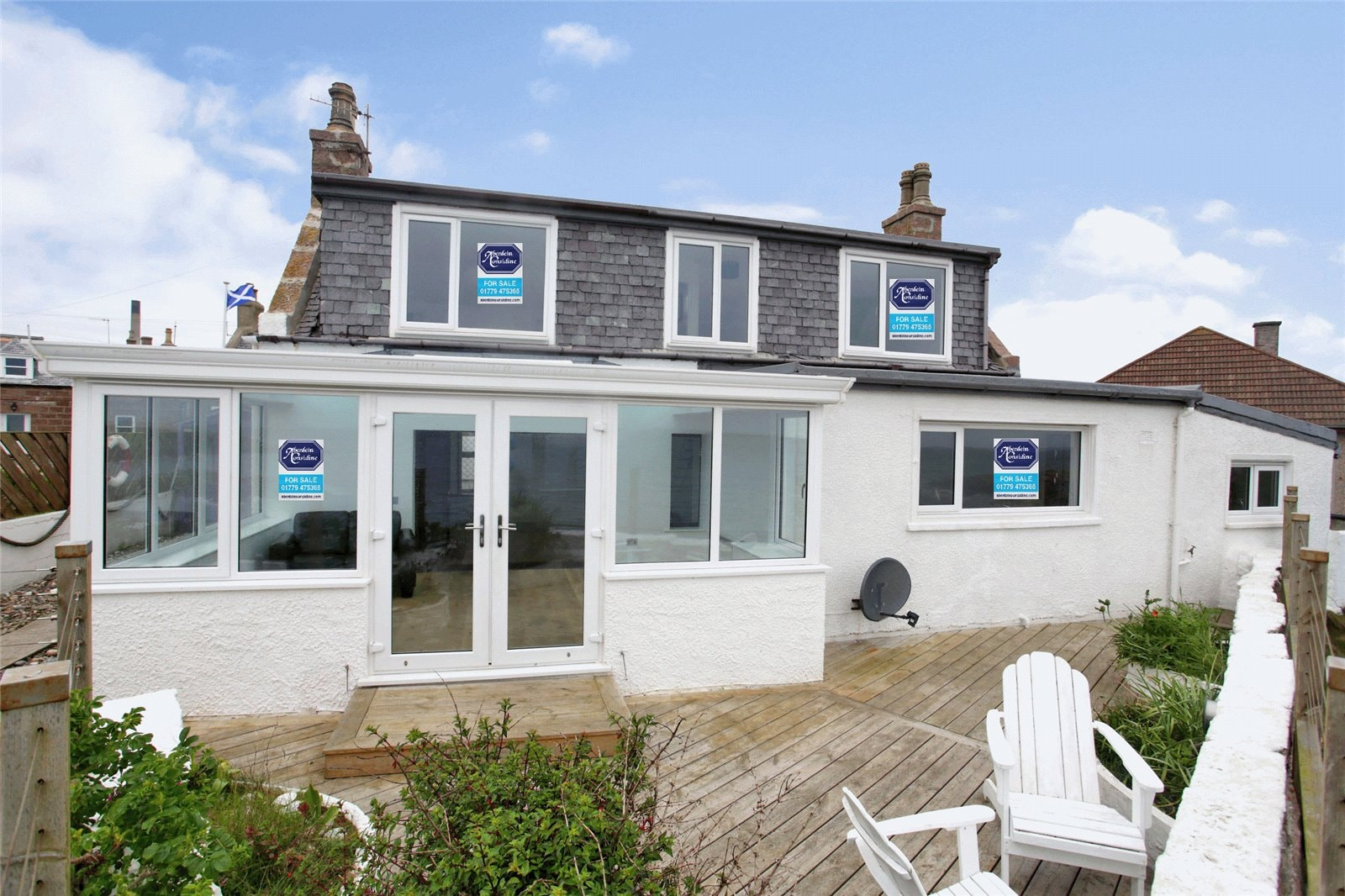 Aberdeenshire Property of the Week: Earls View, 11 Earls Court, Boddam
