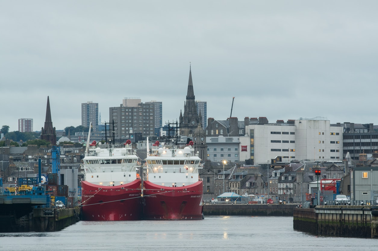 Aberdeen economy continues to show green roots of recovery