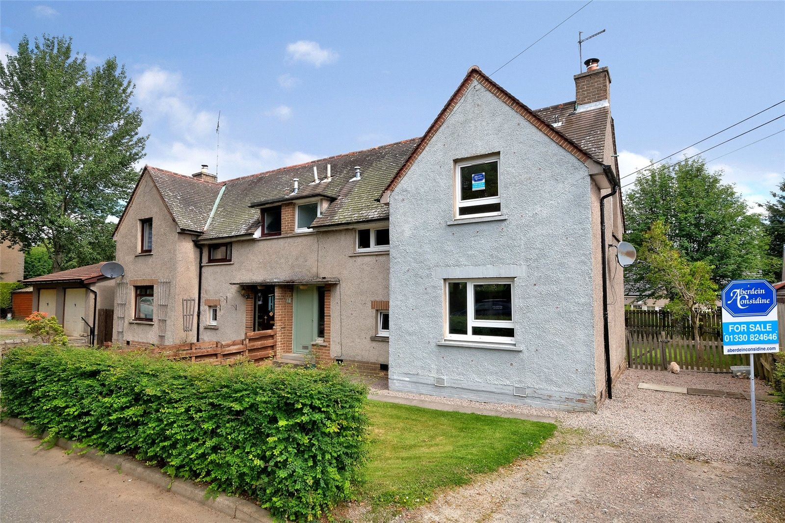 Aberdeenshire Property of the Week: 7 Glenwood Cottages