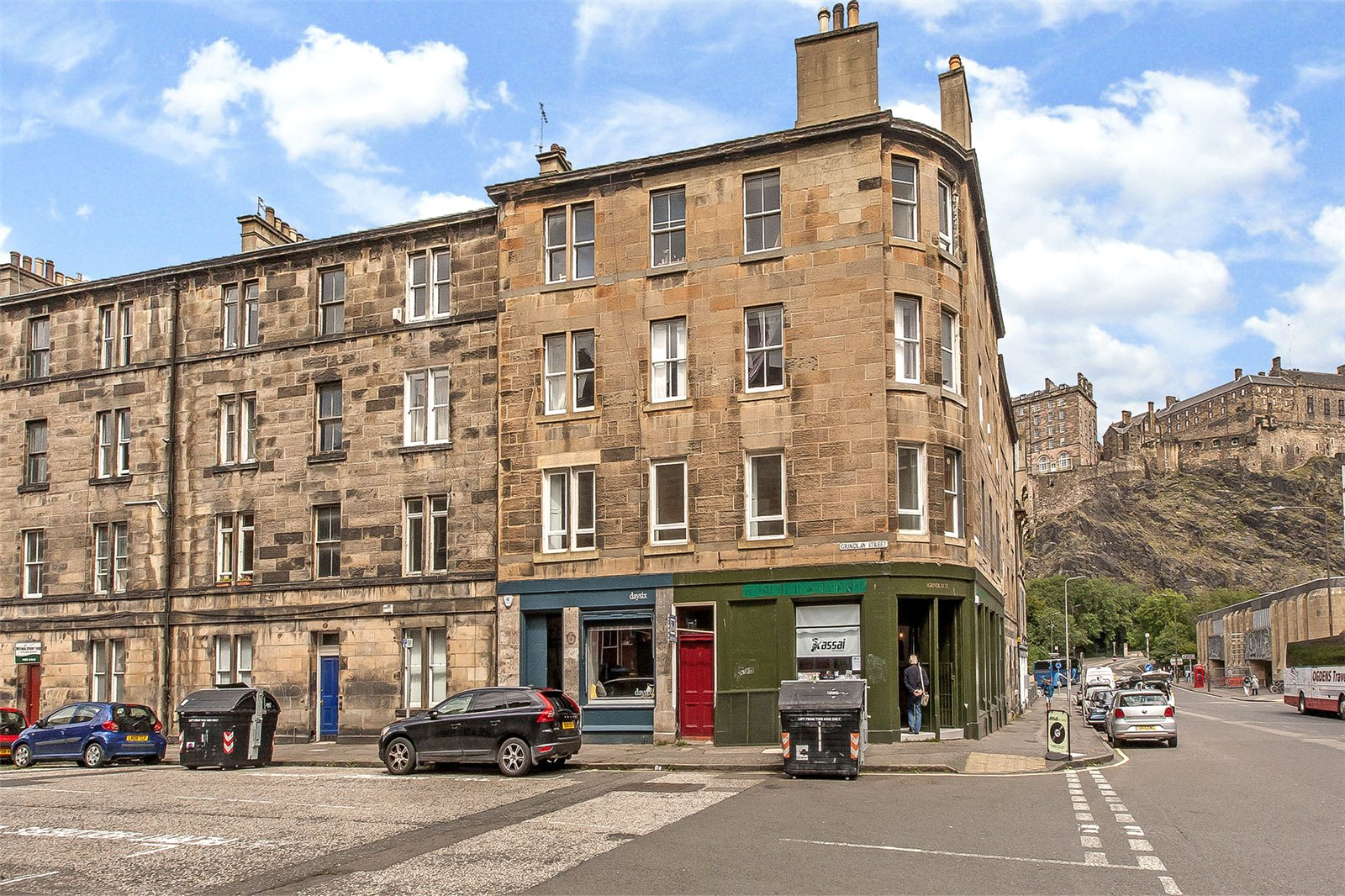 Edinburgh Property of the Week: 7/3 Grindlay Street