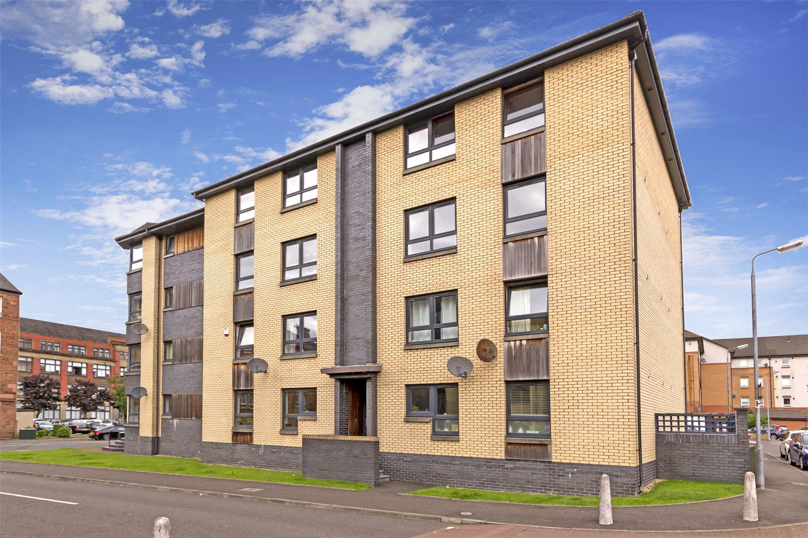 Glasgow Property of the Week: 2/2, 1 Arcadia Place
