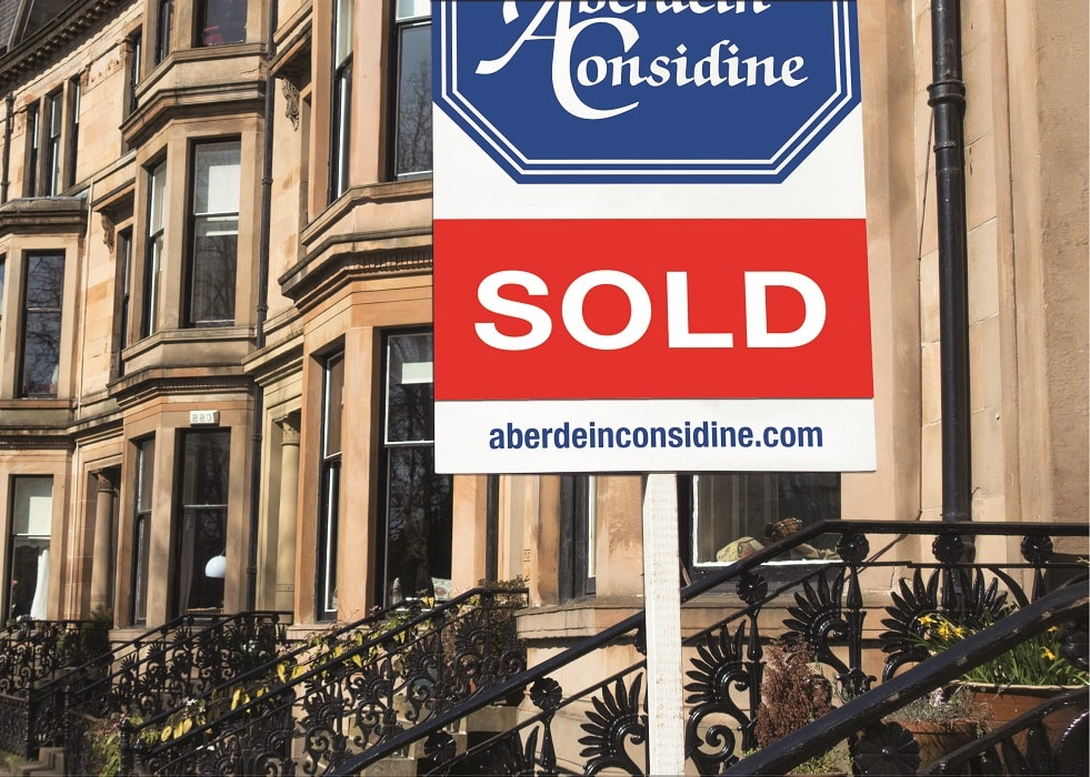 New figures reveal Glasgow property market 'continues to strengthen'