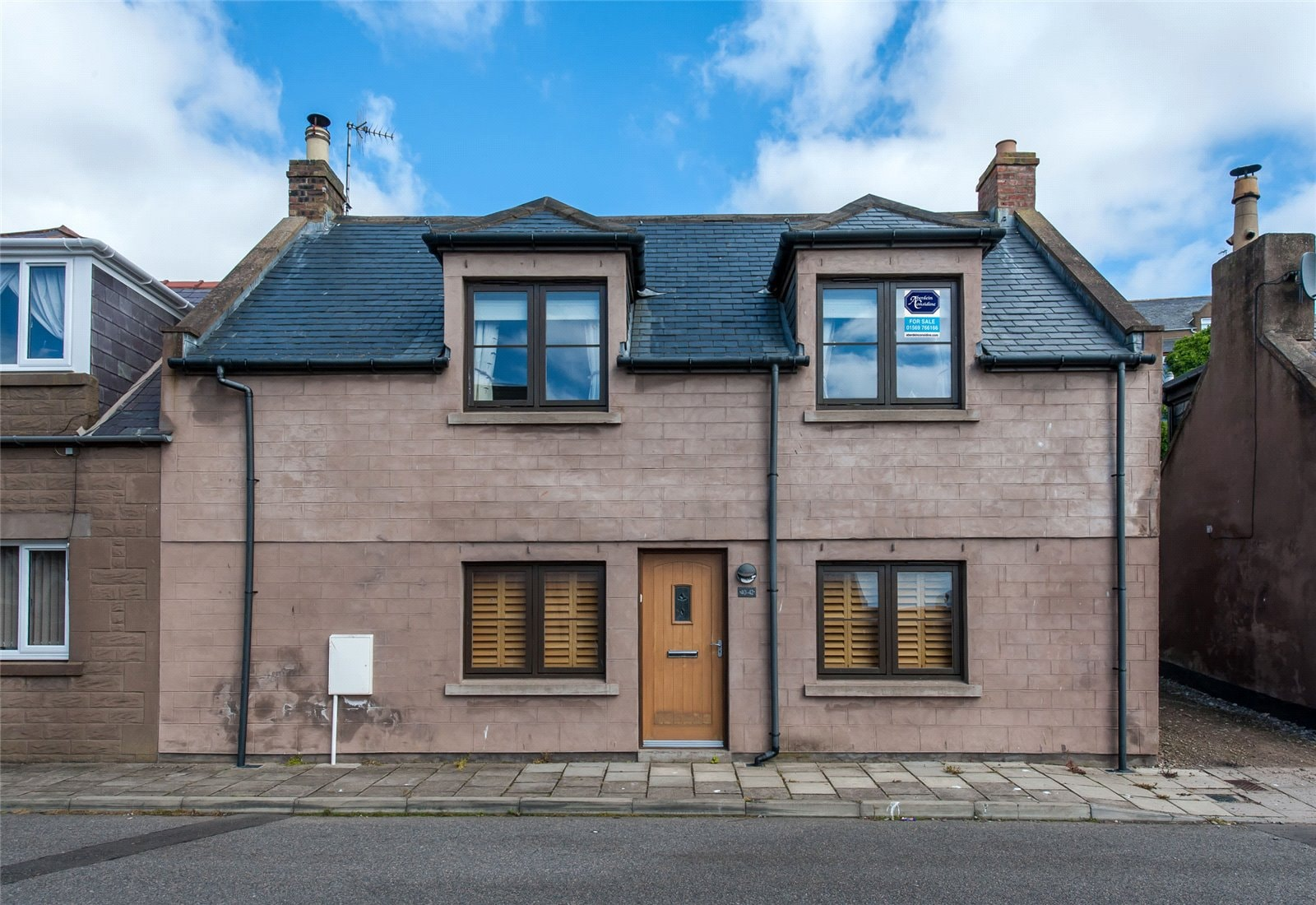 Aberdeenshire Property of the Week: 40/42 Queen Street