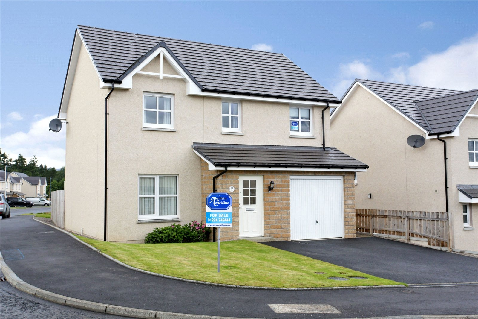 Aberdeenshire Property of the Week: 8 Correen Way