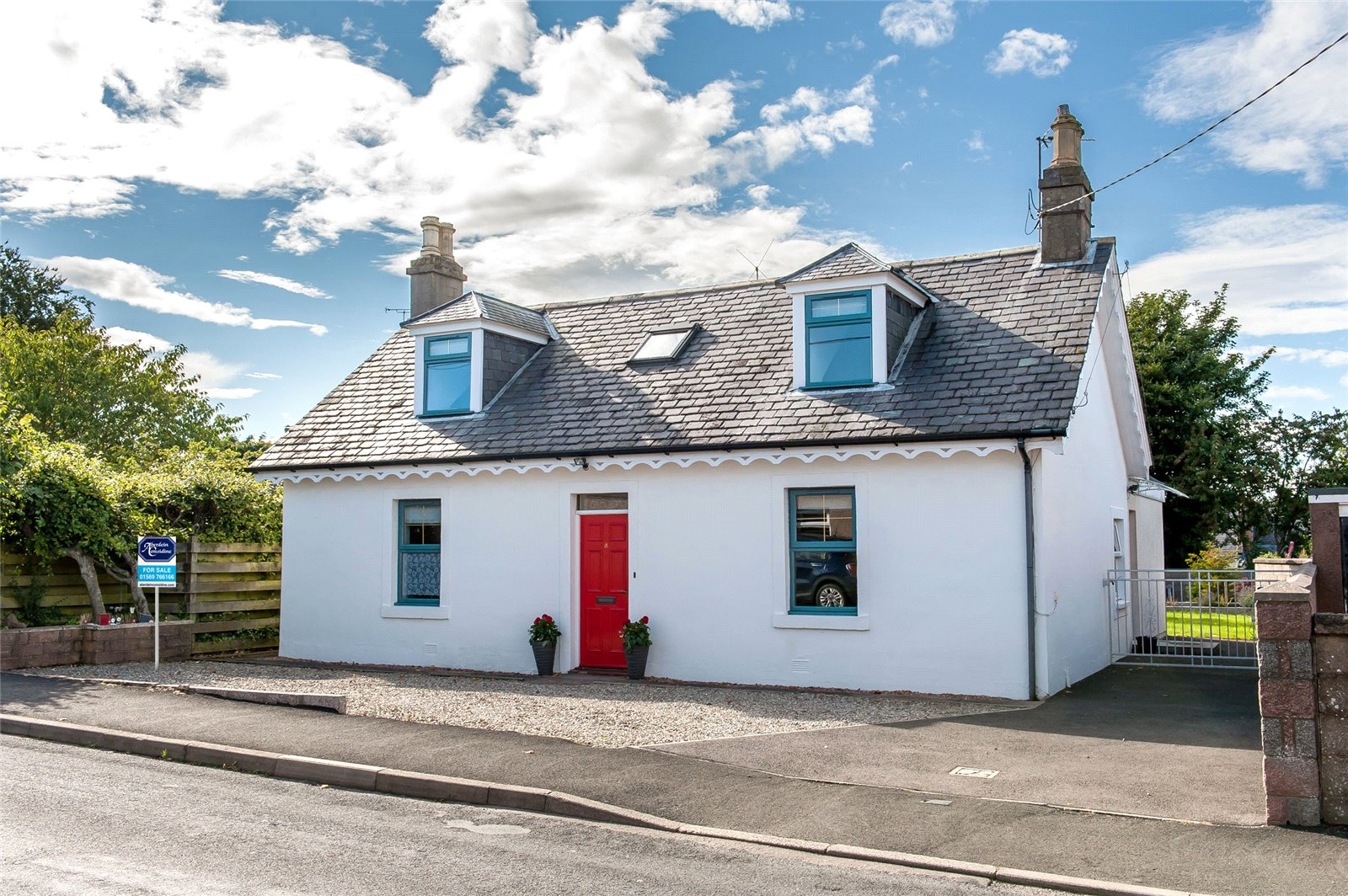 Aberdeenshire Property of the Week: 8 Johnston Street, Laurencekirk