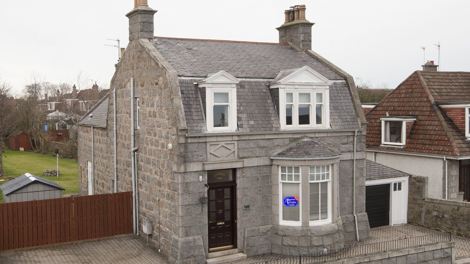 Aberdeen Property of the Week: Craigton Villa