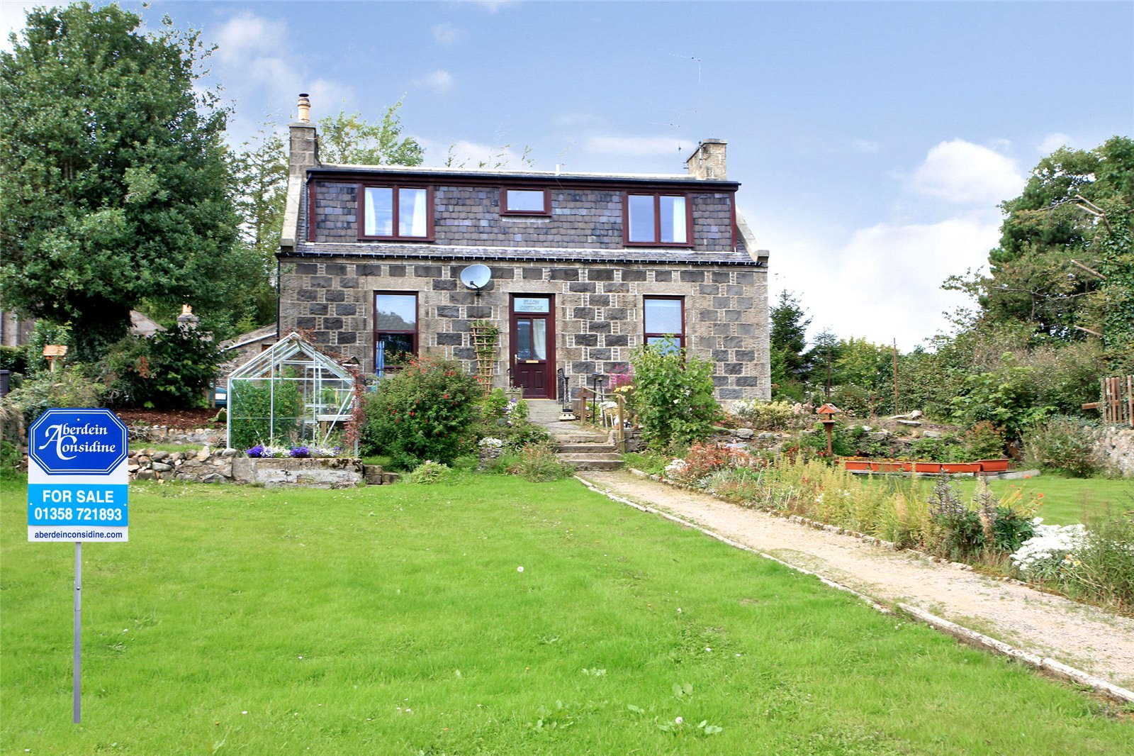 Aberdeenshire Property of the Week: Ellon Cottage, Bank Road, Maud
