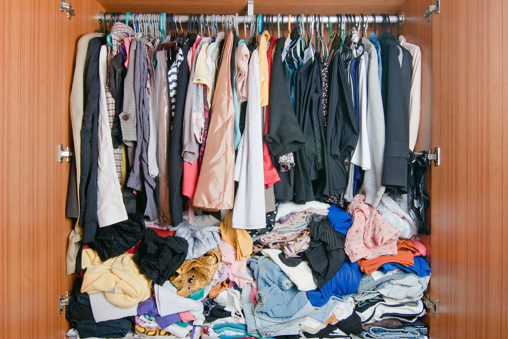 Time to declutter? Check out our top tips...