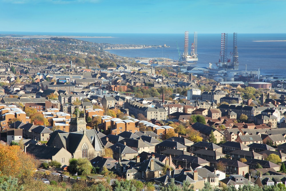Dundee house prices 'rising twice as fast as Scottish average'