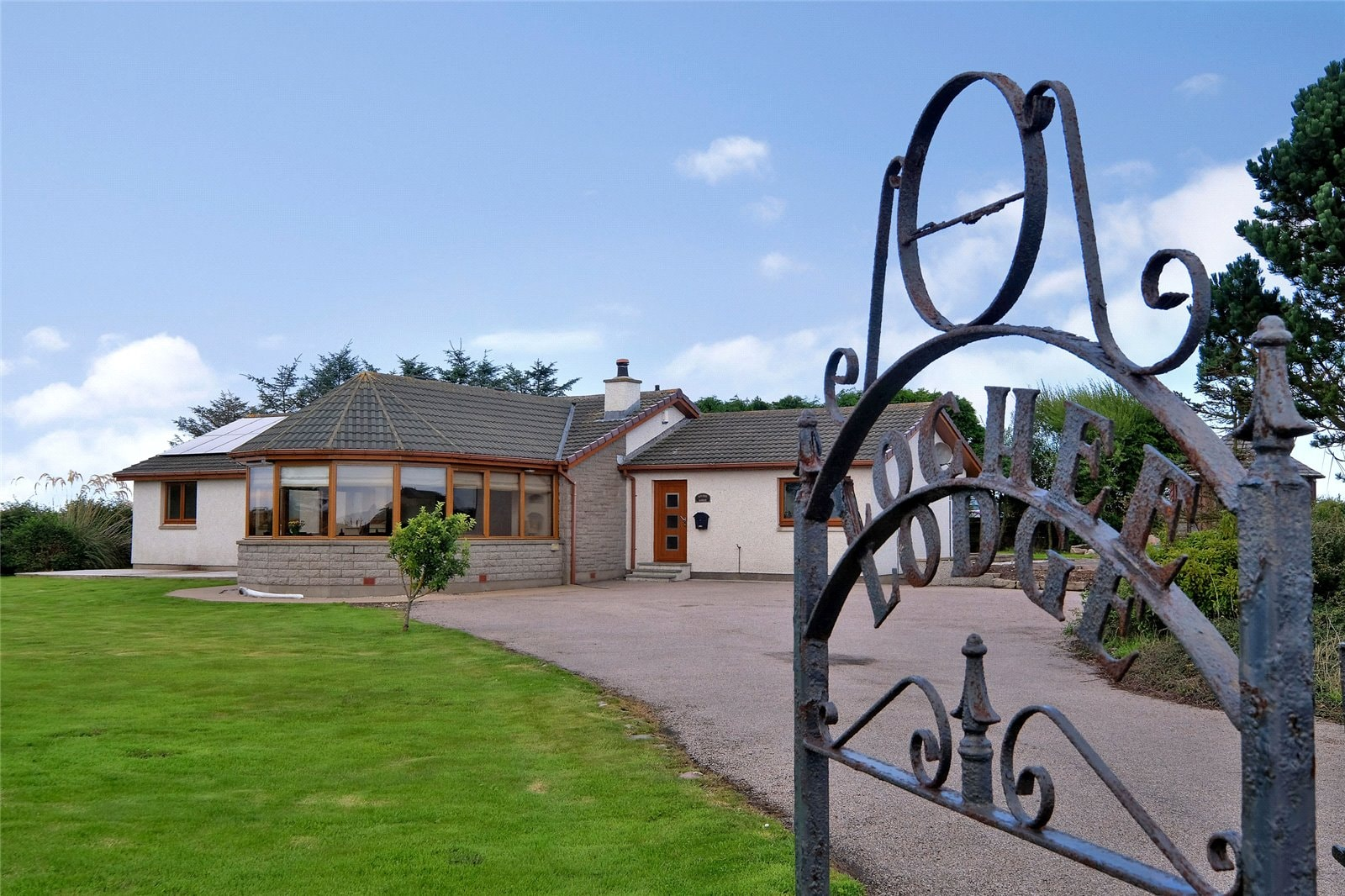 Here's what £300,000 gets you in Scotland's property market...