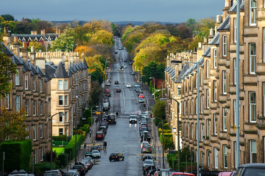 Revealed: The two Scottish cities where property sells the quickest