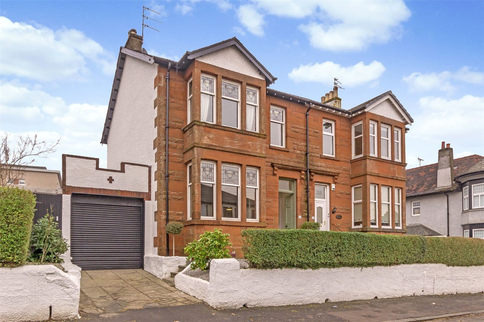 Glasgow Property of the Month: 32 Wedderlea Drive