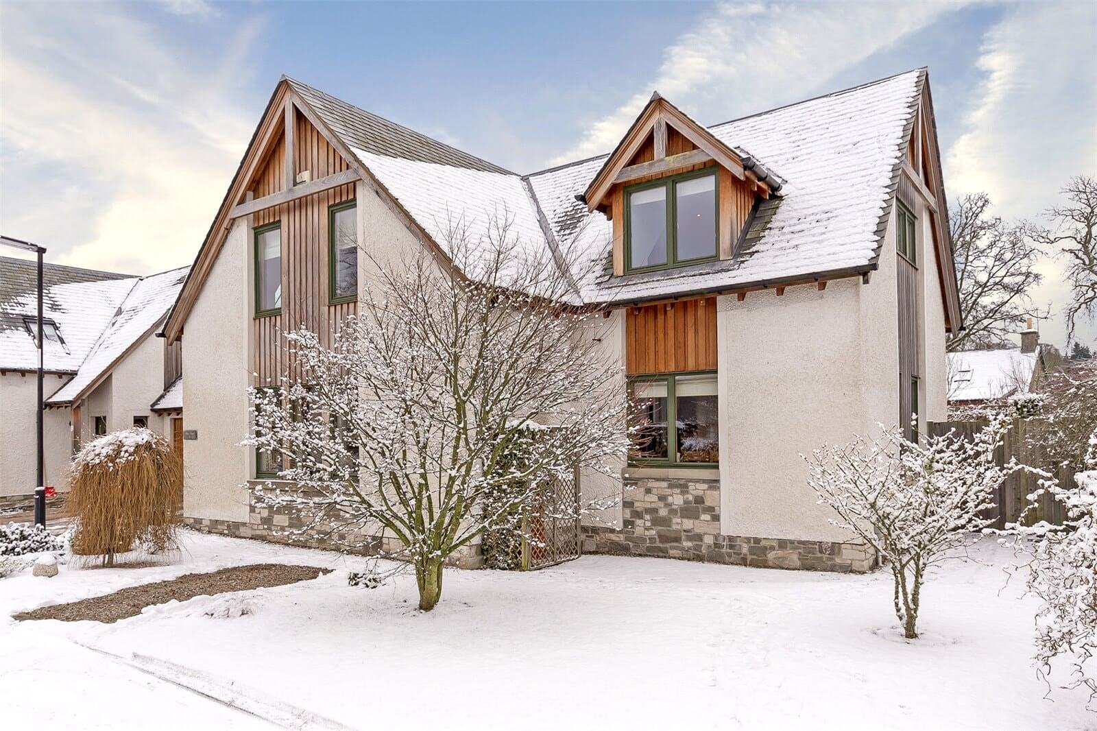 Perthshire Property of the Month: 5 Mercer Green