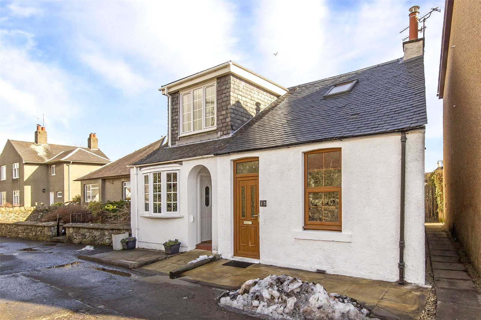 Charming cottage looks fantastic following full refurbishment
