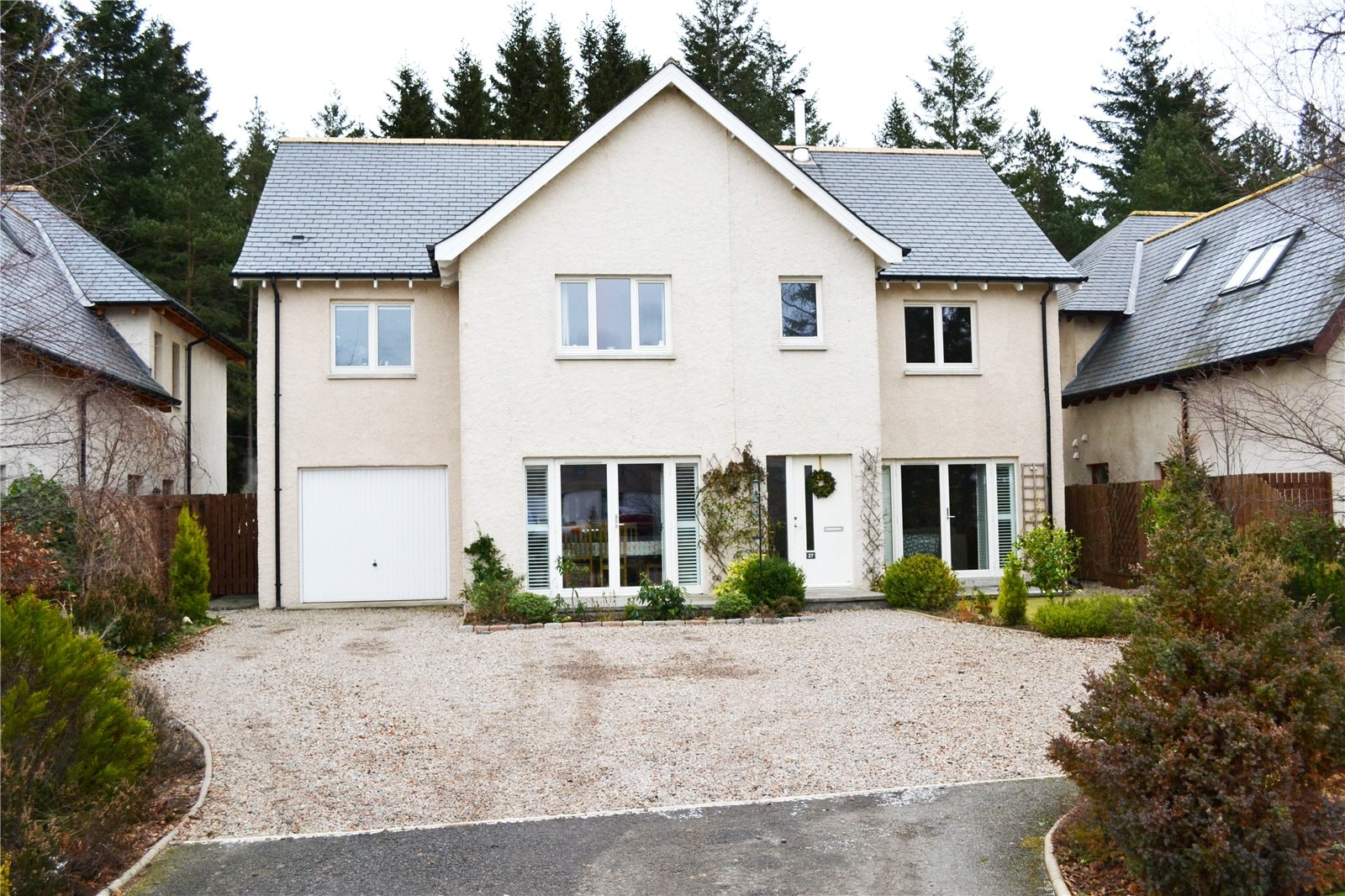 Fantastic family home in 'one of the best places to live in Scotland'