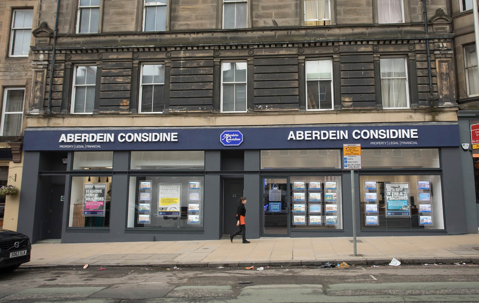 Aberdein Considine investment to help boost Edinburgh property market