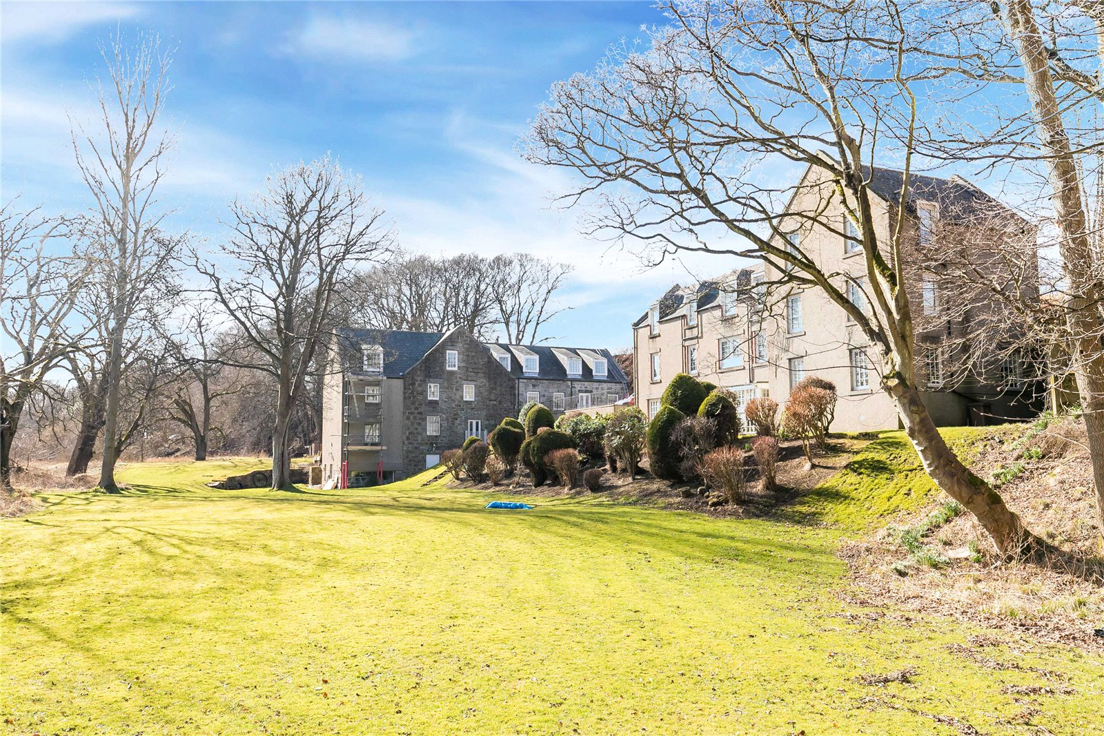 B listed building in a beautiful secluded setting