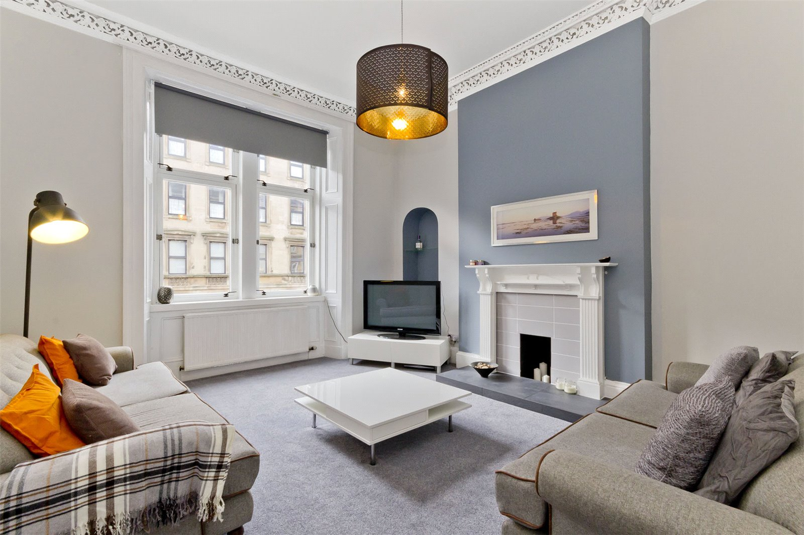 Four fabulous Glasgow flats for under £200,000