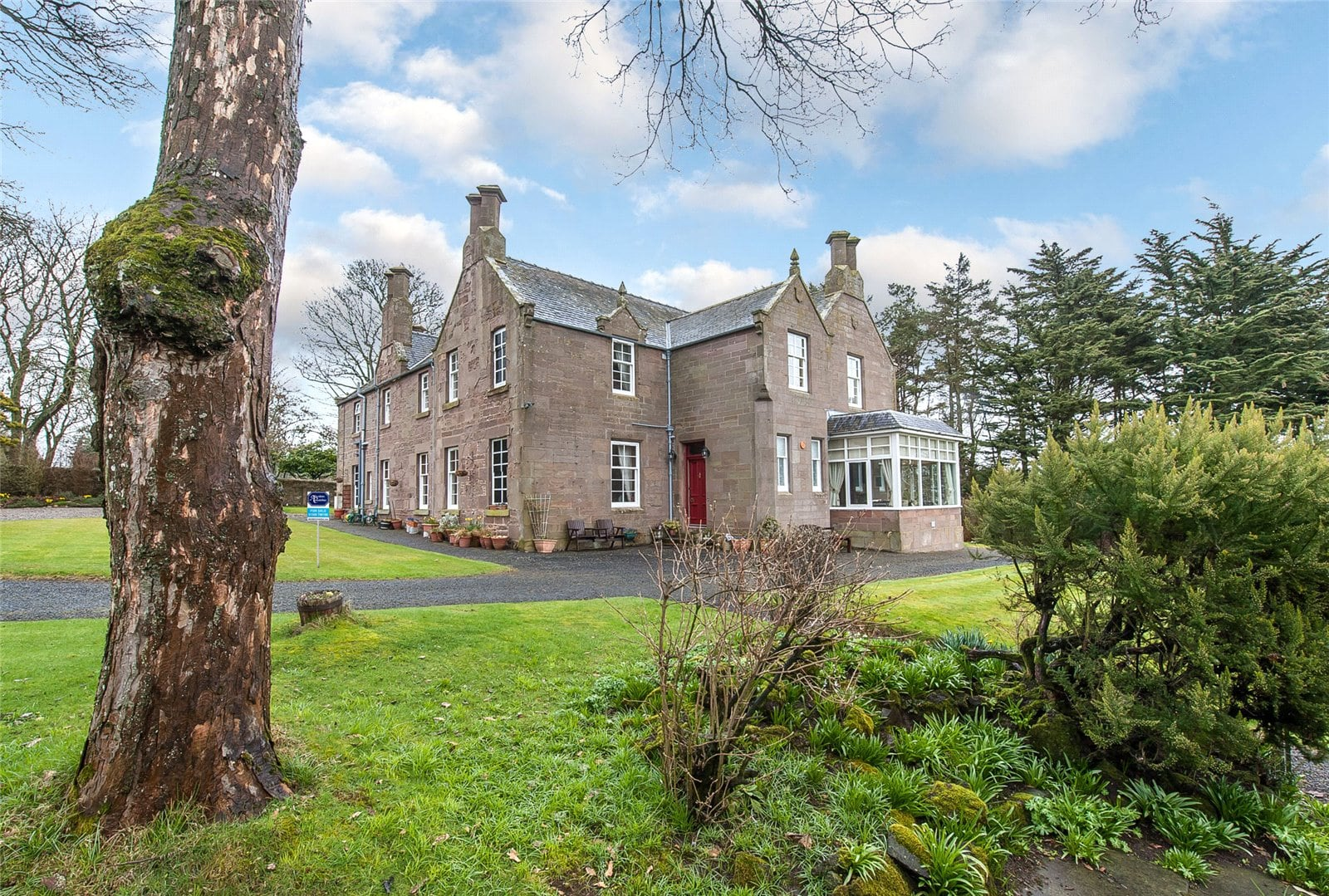 Victorian house like no other on Aberdeenshire's property market...