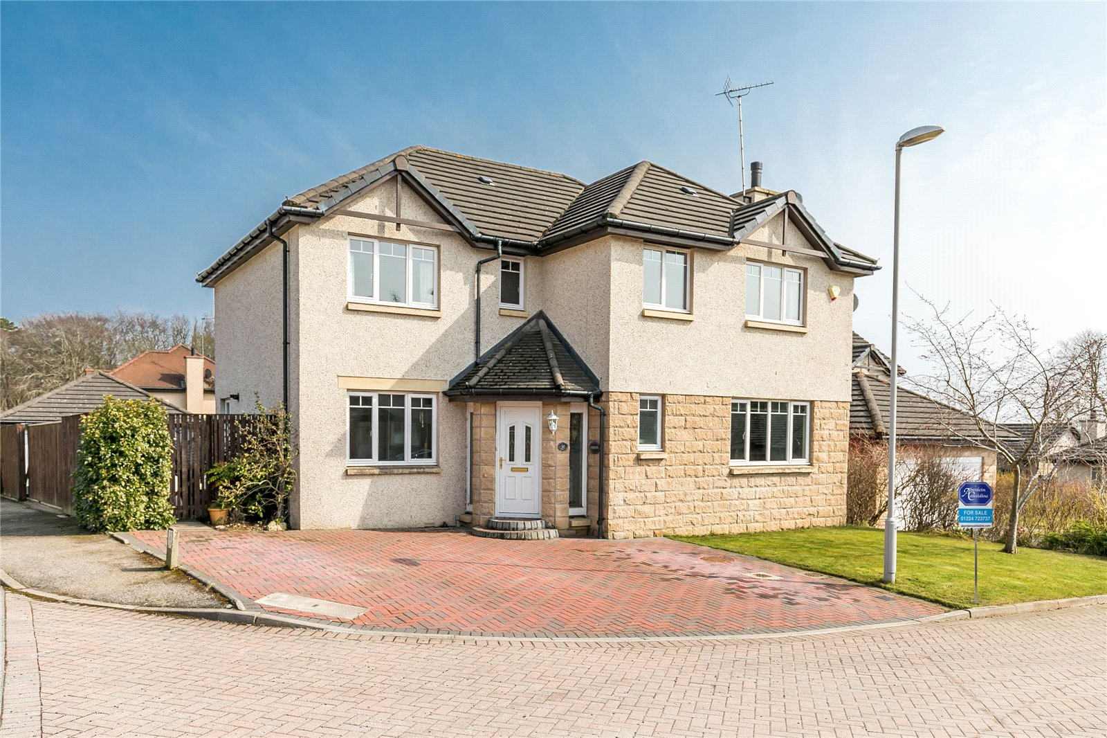 This Balmedie property ticks all the boxes