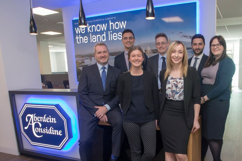 Aberdein Considine opens flagship new legal office in Edinburgh