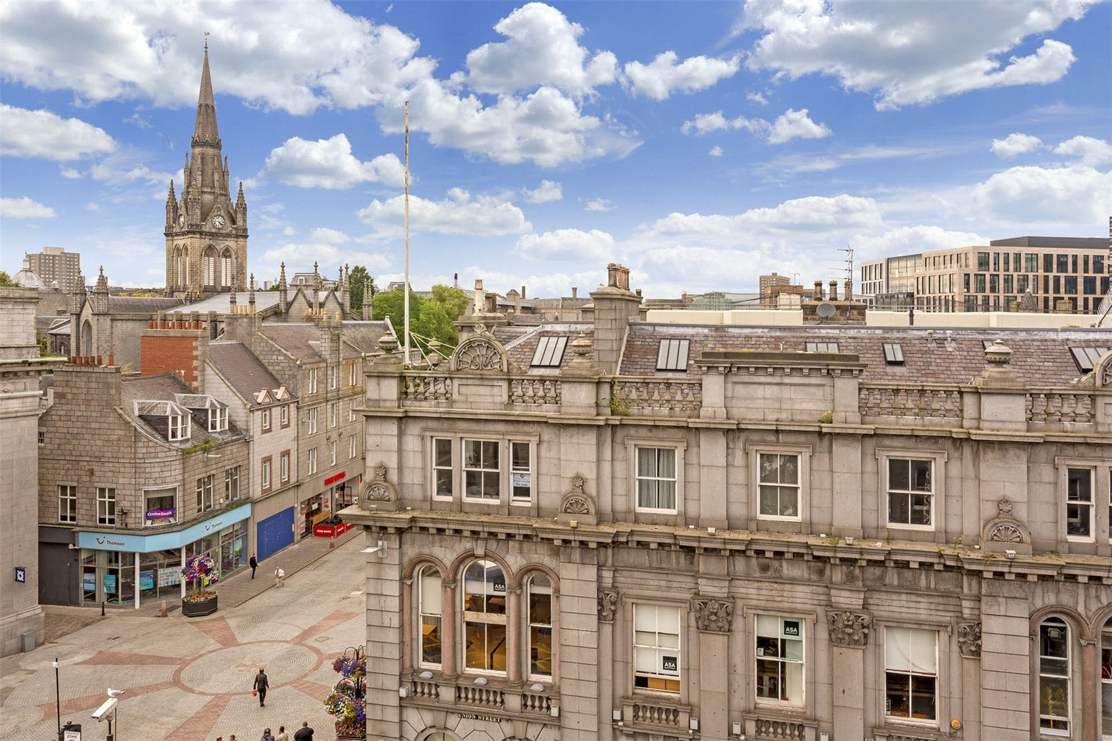 Stunning apartments in Aberdeen city centre from just £ ...