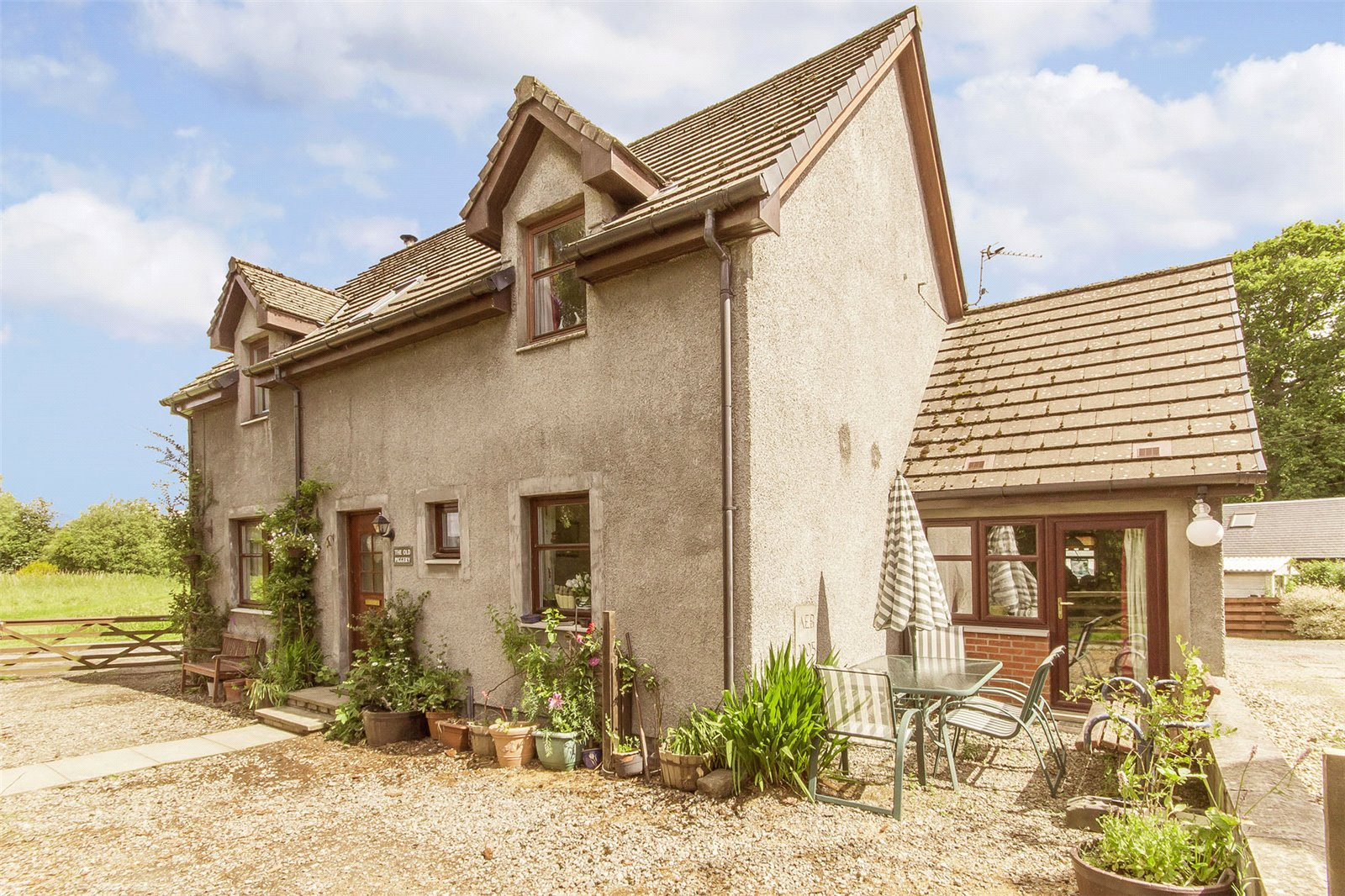 Former Piggery transformed into beautiful family home