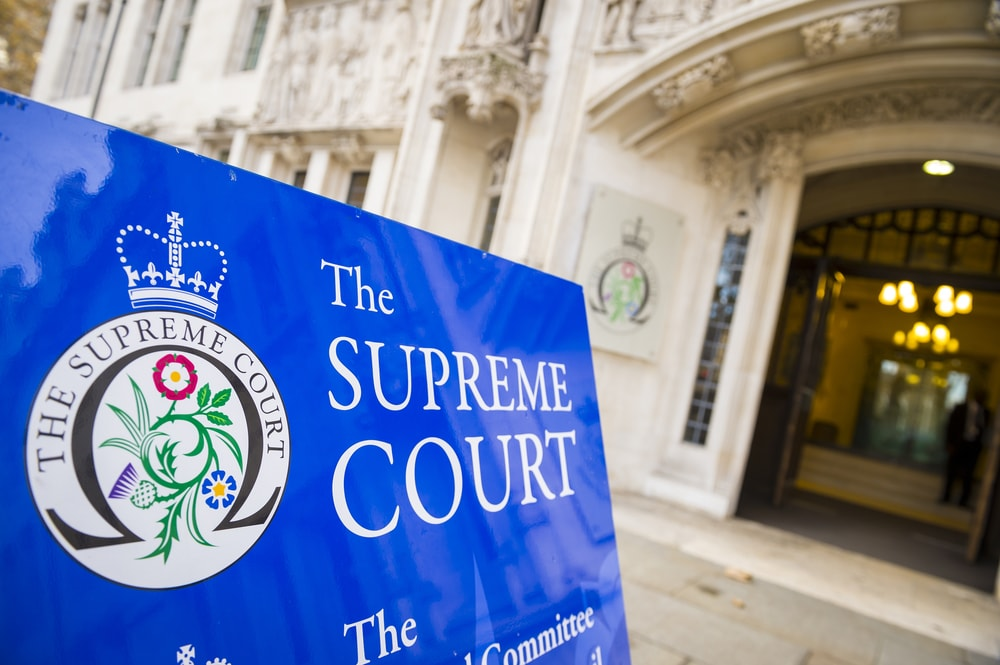 Supreme Court rules in civil partnership case