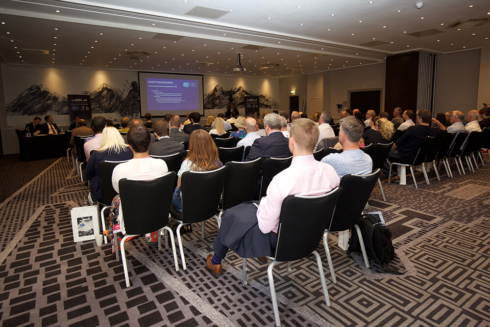 Almost 100 attend major landlord conference in Edinburgh