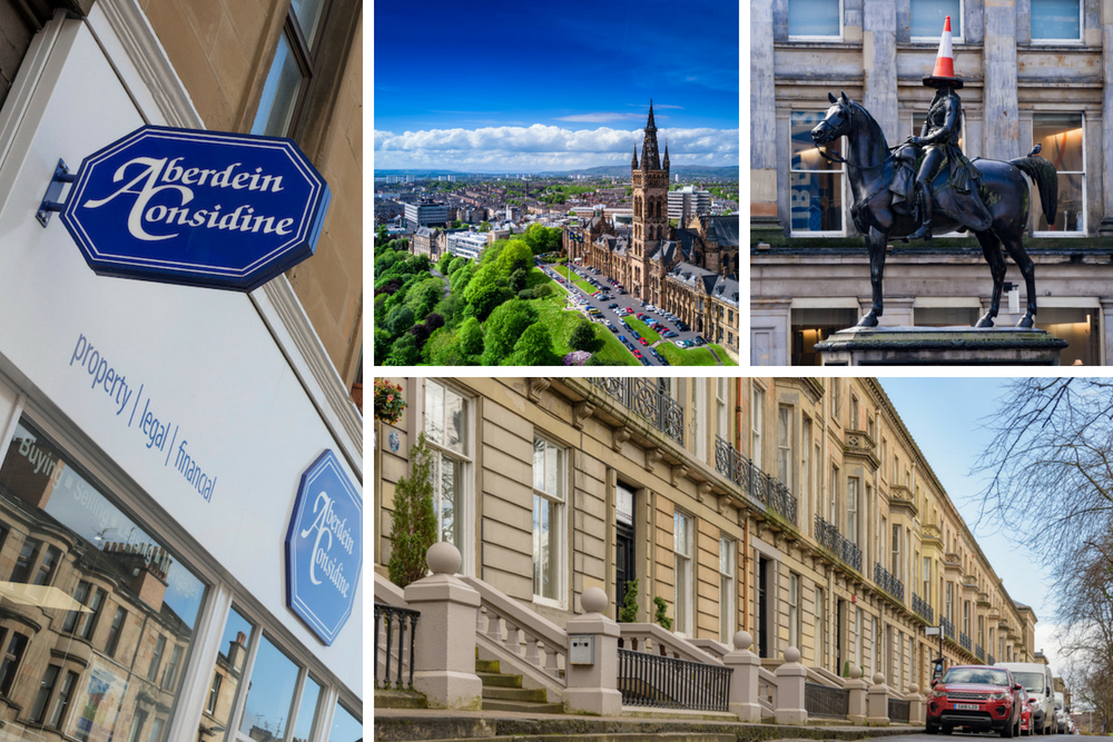 Five things you need to know if you're buying a home in Glasgow