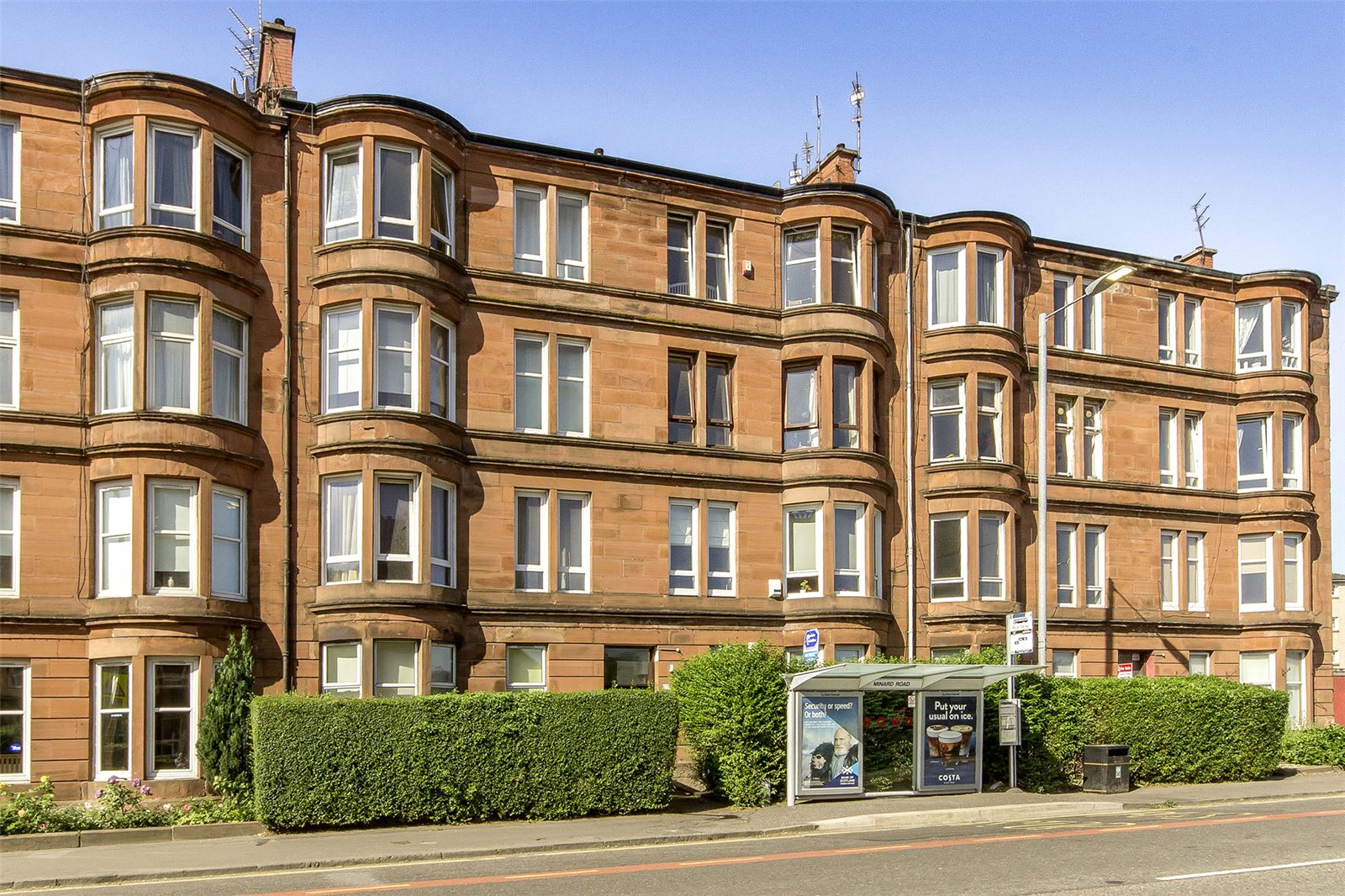 £110k flat within minutes of Glasgow City Centre