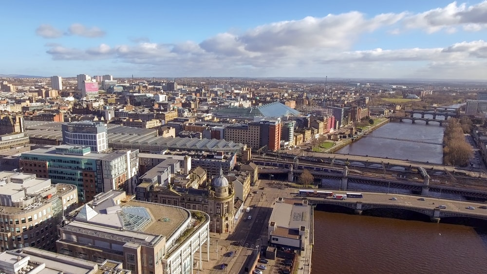 Rents in Glasgow and Edinburgh rise to record highs