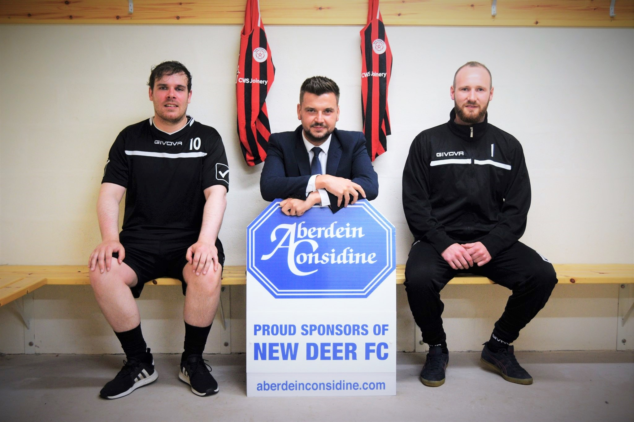 Aberdein Considine funding boost for north-east football club