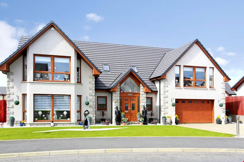 Luxury Aberdeenshire home with jaw-dropping interior