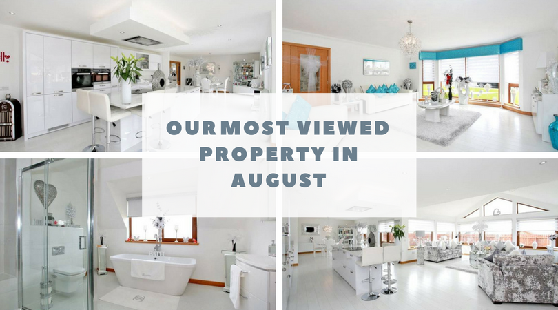Our most viewed property in August...