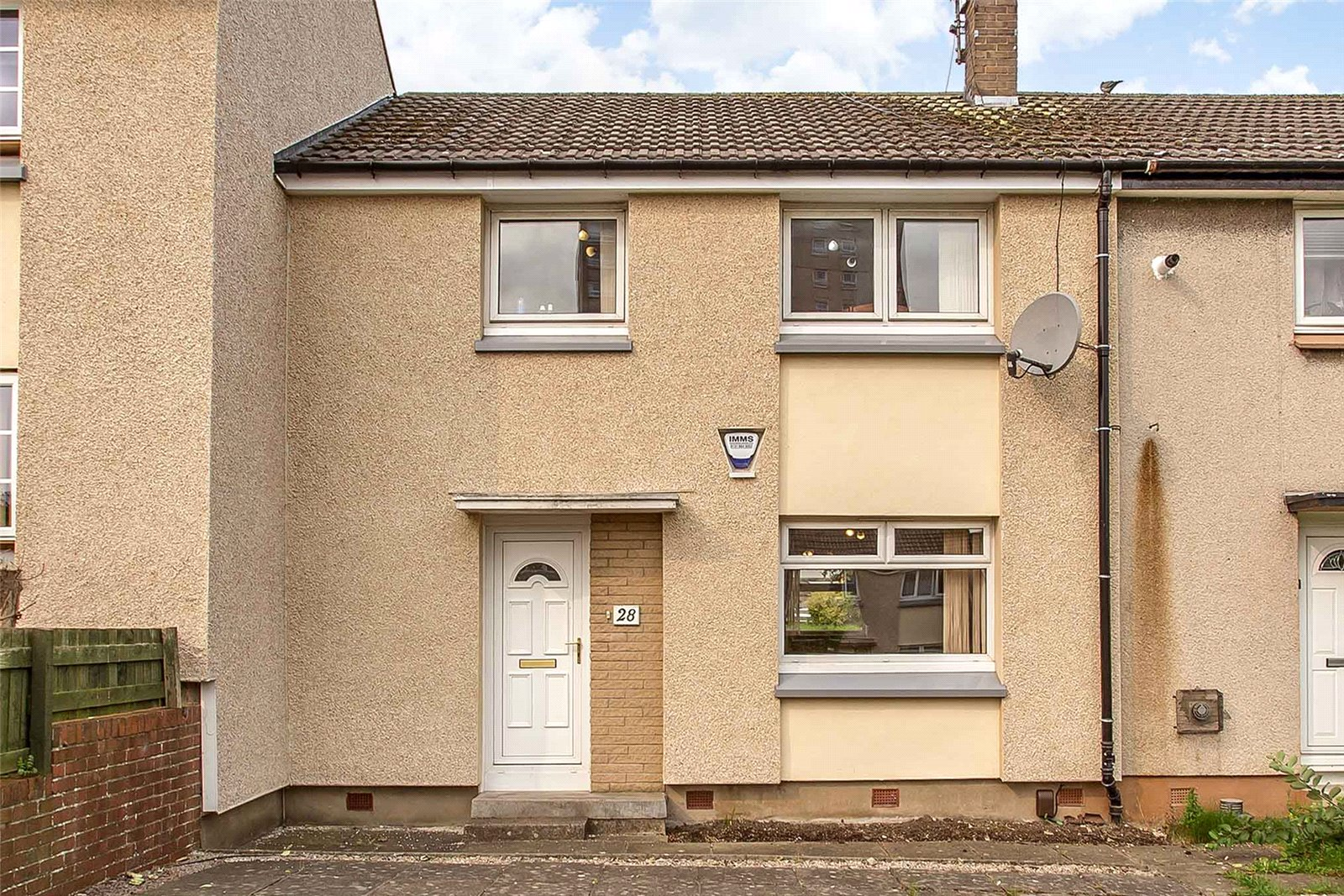 Offers over £149,000: Deceptively spacious family home in Edinburgh