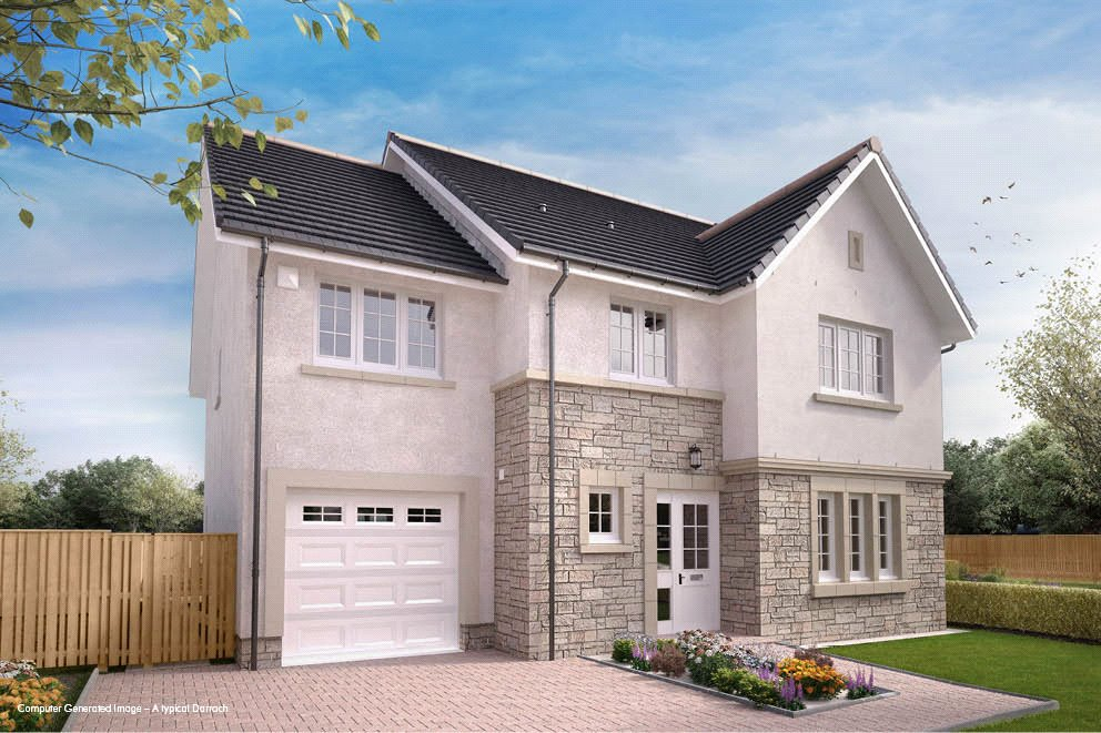 Coming soon: Luxury family homes in an exclusive Aberdeen development
