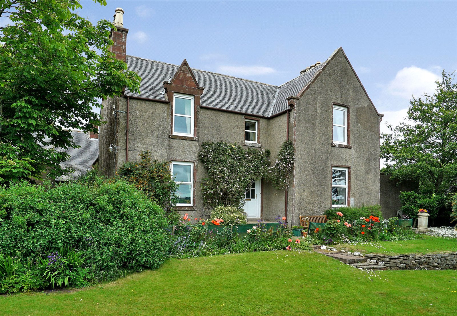 Four charming country homes located in and around Fyvie