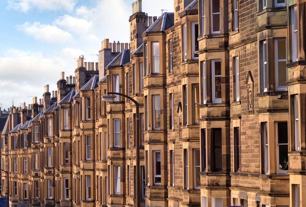 Lothian sees biggest increase in rents for two-bed properties