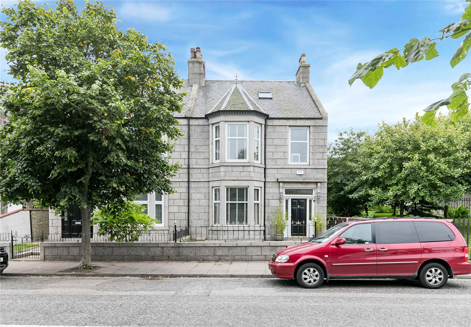 Offers over £275,000: Gorgeous six-bedroom granite house