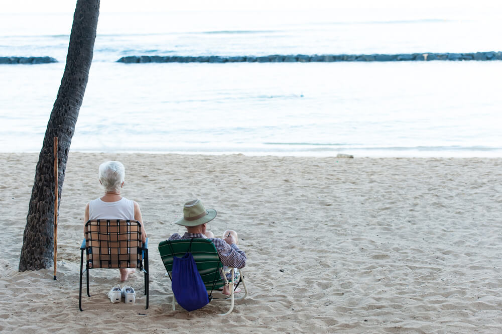 How are my pensions affected if I retire abroad?