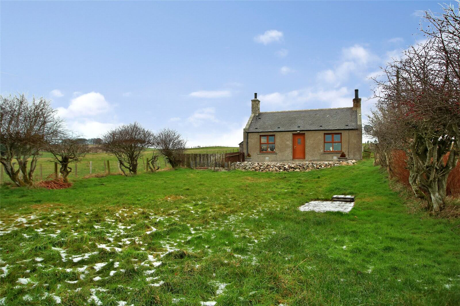 Own a little piece of the beautiful countryside with South Culsh Cottage