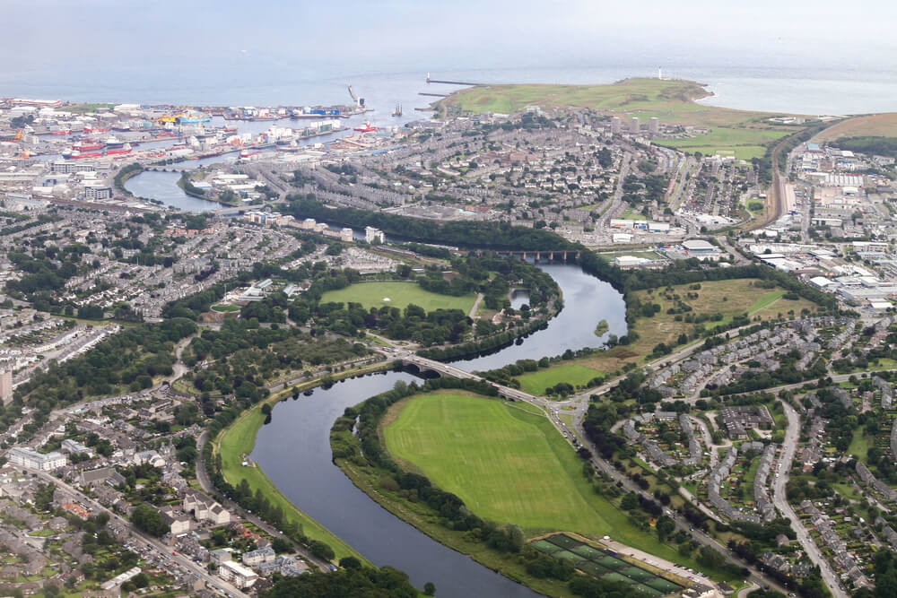 'Welcome upturn' could be on the way for Aberdeen property market