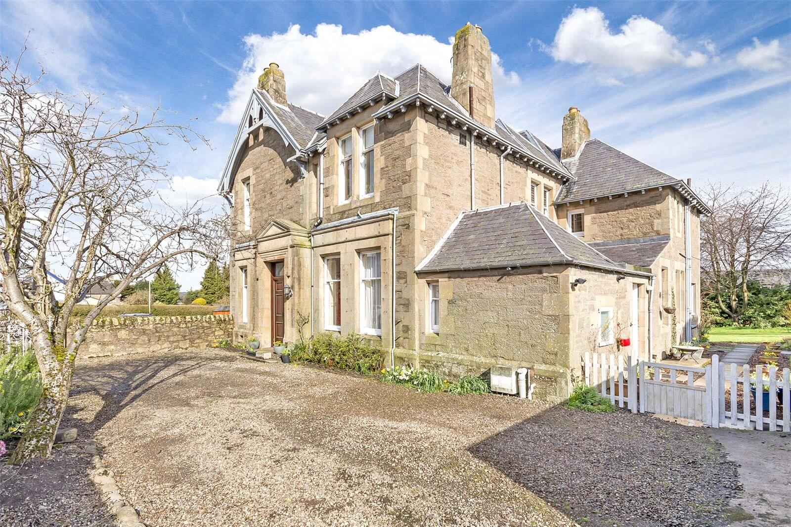 Transformation: Former bank converted into beautiful family home