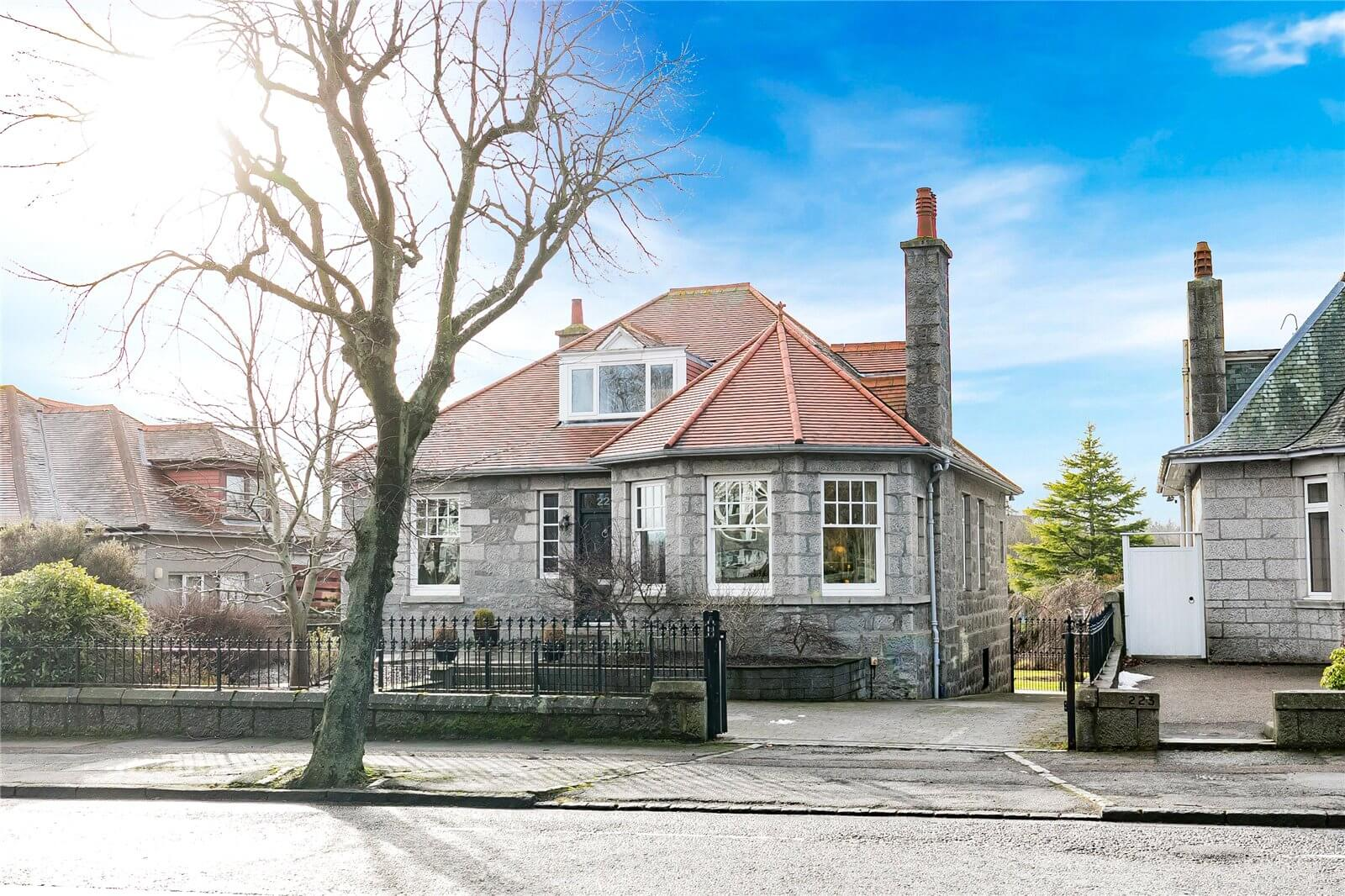 Luxury west end home coming soon to Aberdeen's property market